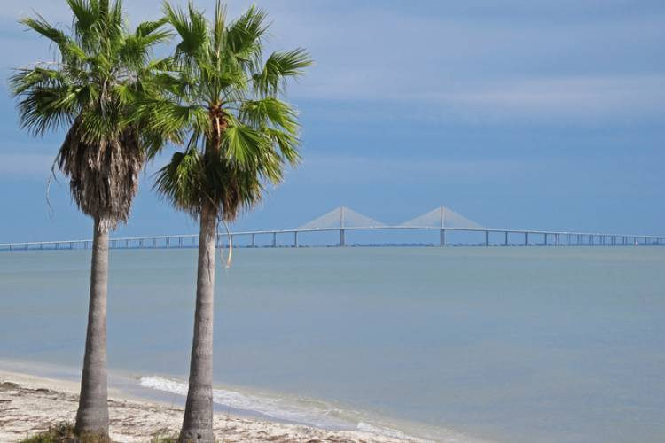 tampa bay skyway bridge